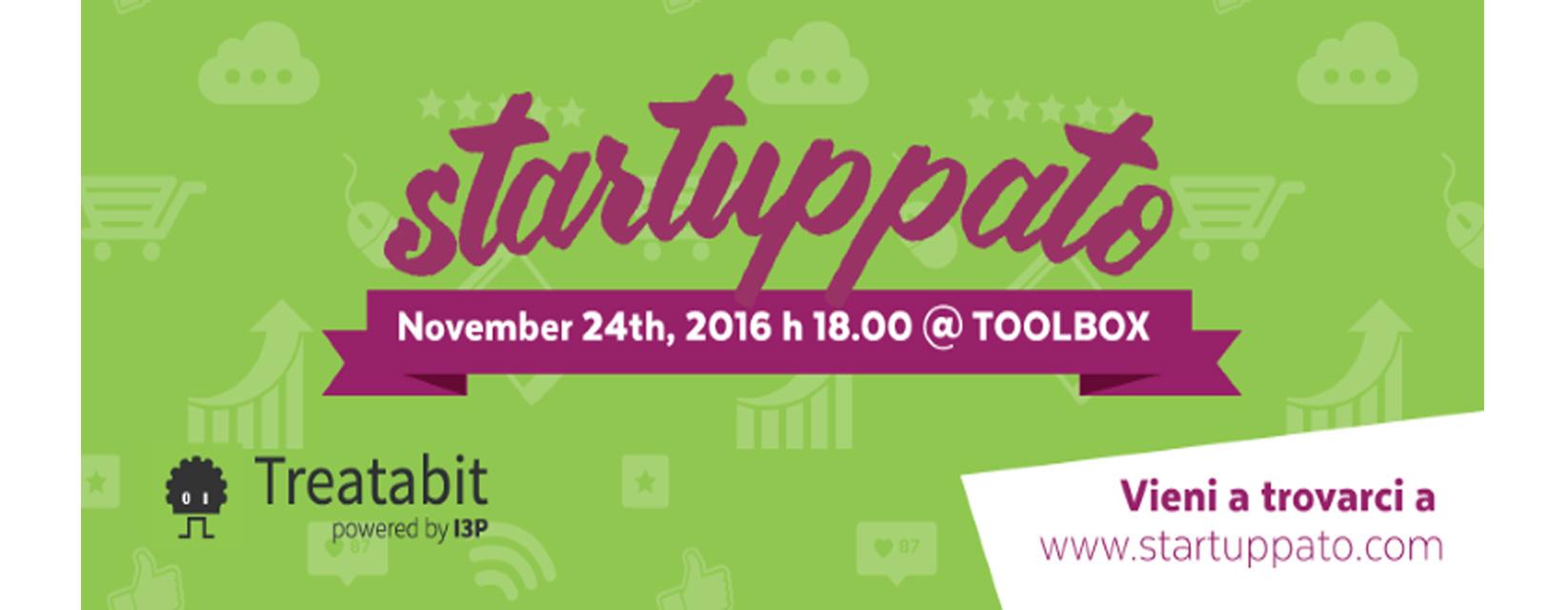 Startuppato 2016 Winter Edition